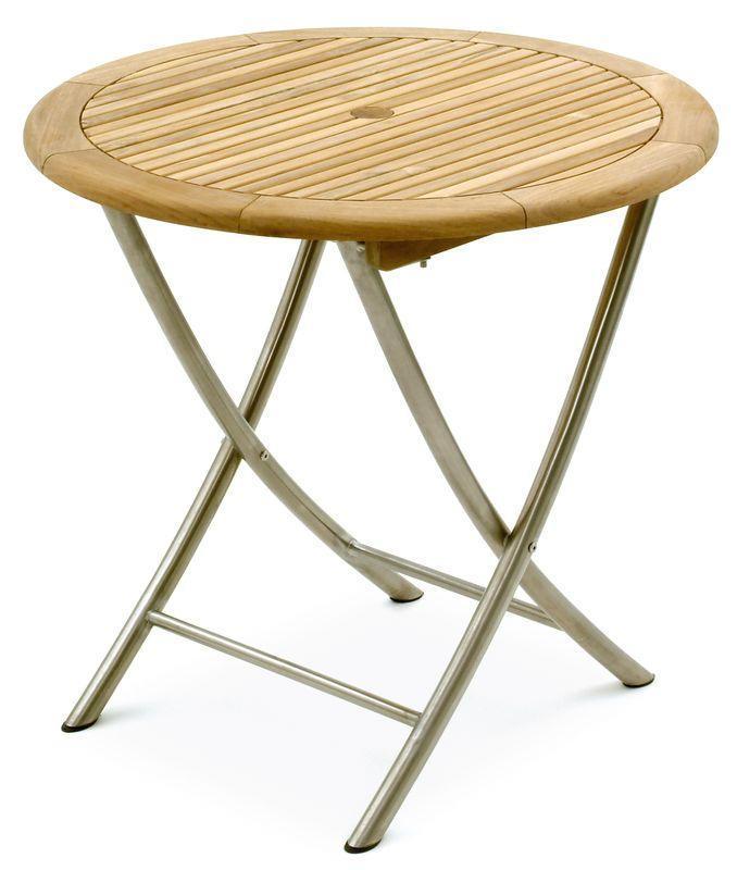 259829 Landmann Belardo Gartenmöbel Teak Tisch Gartentisch ...