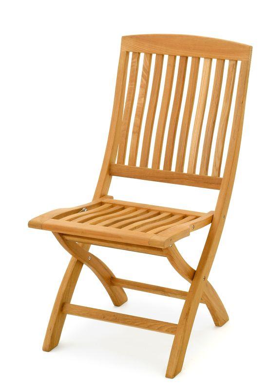 253400 landmann belardo gartenm bel teakstuhl gartenstuhl klappstuhl oligia ebay. Black Bedroom Furniture Sets. Home Design Ideas