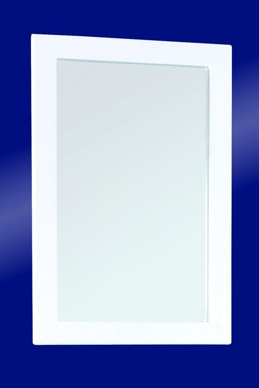 H89320 haku spiegel wandspiegel minnas hochglanz wei for Fenster 40x60