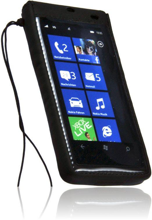Outdoor-Handy-Tasche-Nokia-Lumia-800-Neopren-Case-Schutzhuelle-Handytasche-Etui