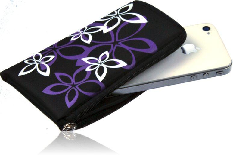 etui handy tasche f r apple iphone 4 case h lle. Black Bedroom Furniture Sets. Home Design Ideas