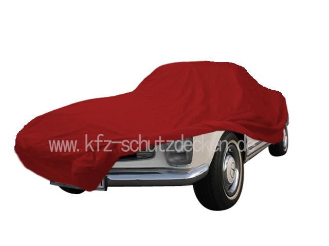 movendi car cover satin red mercedes 230sl 250sl 280sl. Black Bedroom Furniture Sets. Home Design Ideas