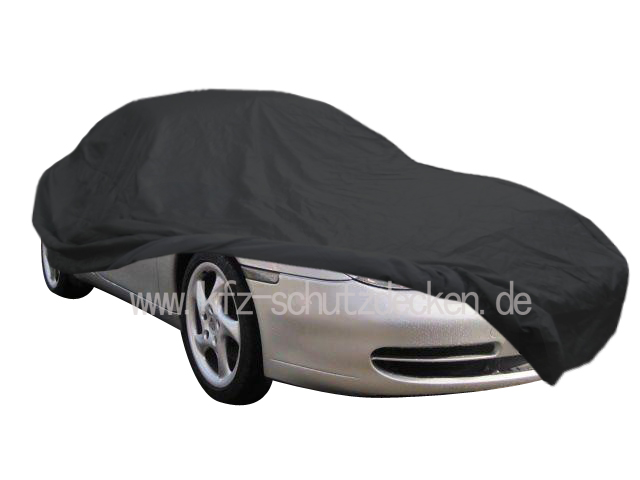movendi luxury vollgarage car cover satin black for. Black Bedroom Furniture Sets. Home Design Ideas