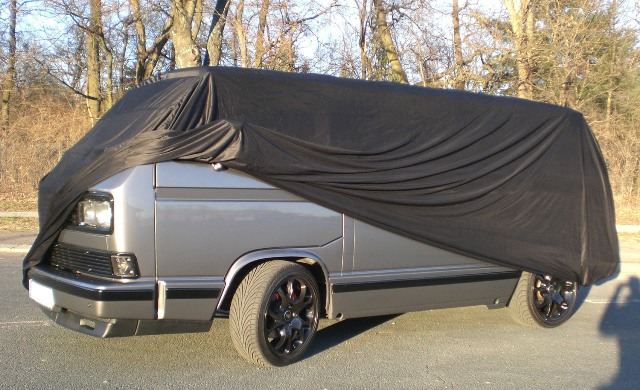 movendi satin car cover vollgarage ganzgarage f r vw bus. Black Bedroom Furniture Sets. Home Design Ideas