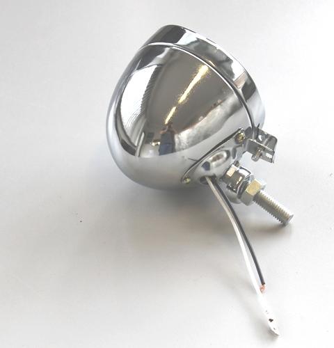 motorrad chrom nebelscheinwerfer zusatzscheinwerfer ebay. Black Bedroom Furniture Sets. Home Design Ideas