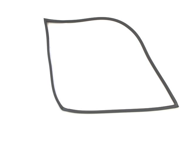 dichtung f r linke seitenscheibe im mercedes w113 hardtop. Black Bedroom Furniture Sets. Home Design Ideas