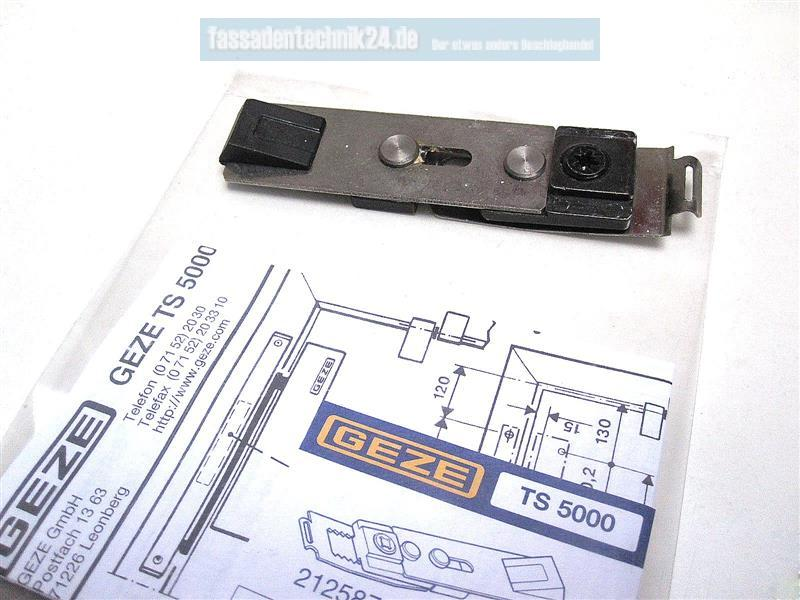 geze mechanische feststelleinheit f r ts 5000 sch co. Black Bedroom Furniture Sets. Home Design Ideas