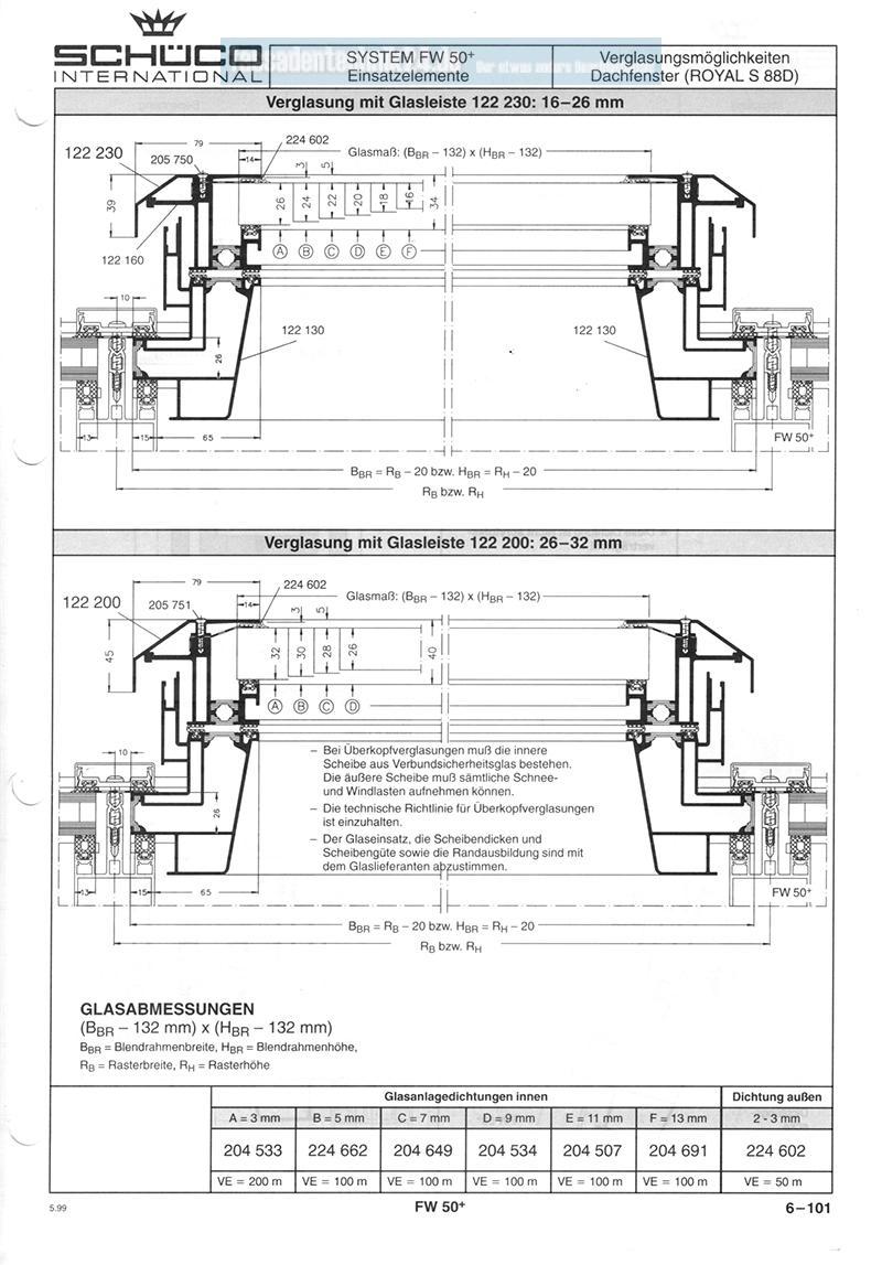 preis pro meter sch co fw 50 glasdichtung 3mm nr. Black Bedroom Furniture Sets. Home Design Ideas