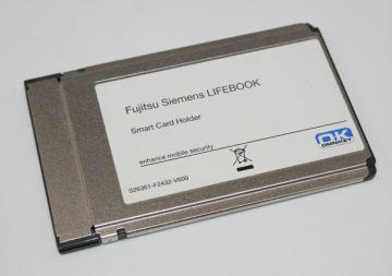 FSC SMART CARD HOLDER LIFEBOOK Fujitsu Siemens v650