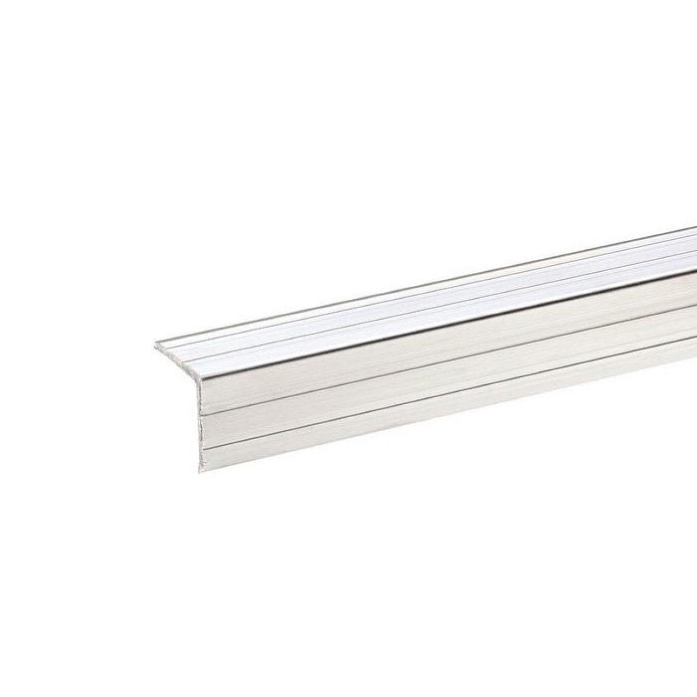 1 m adam hall 6209 aluminium kantenschutz 20x20 mm 4049521013201 ebay. Black Bedroom Furniture Sets. Home Design Ideas