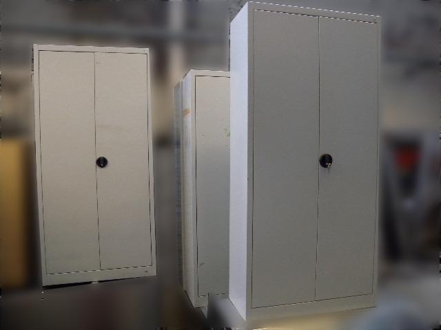 metallschrank aktenschrank b roschrank abschlie bar ebay. Black Bedroom Furniture Sets. Home Design Ideas