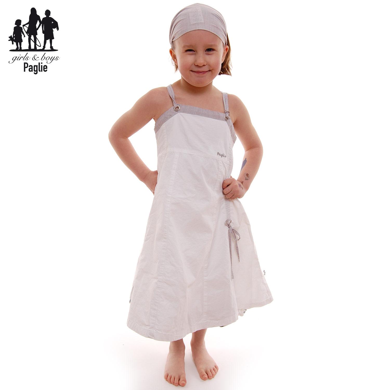 Traumhaft paglie kleid sommerkleid kommunion 2 lagen for Festliche kleider kommunion