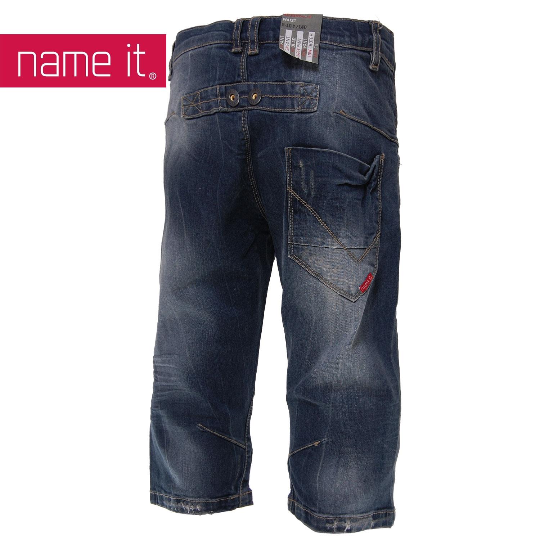 26 95 name it jeans shorts ken kids baggy bermuda 3 4. Black Bedroom Furniture Sets. Home Design Ideas