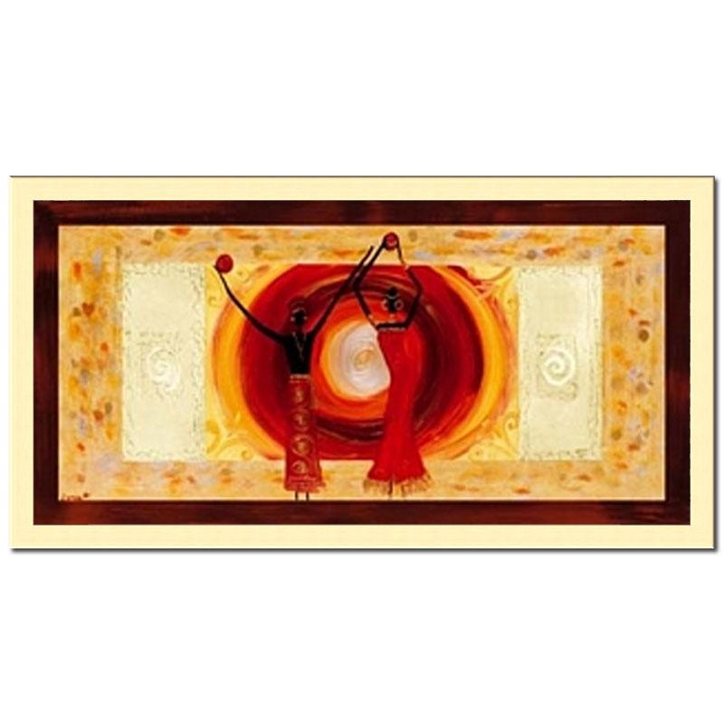 bild mit rahmen poster kunstdruck afrika menschen ebay. Black Bedroom Furniture Sets. Home Design Ideas