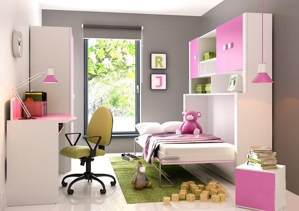 kinderzimmer jugendzimmer 3tlg in 5 farben ebay. Black Bedroom Furniture Sets. Home Design Ideas