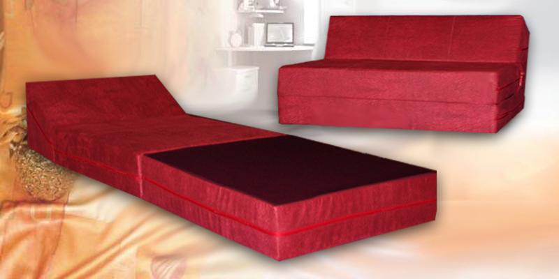sessel bett matratze 3 in 1 118cm breit schlafsessel g stebett schlafsofa ebay. Black Bedroom Furniture Sets. Home Design Ideas