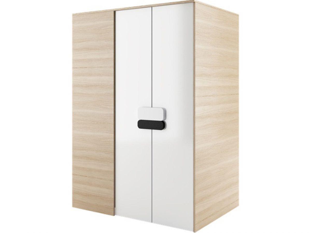 begehbarer kleiderschrank walkin closet 130 cm breite. Black Bedroom Furniture Sets. Home Design Ideas
