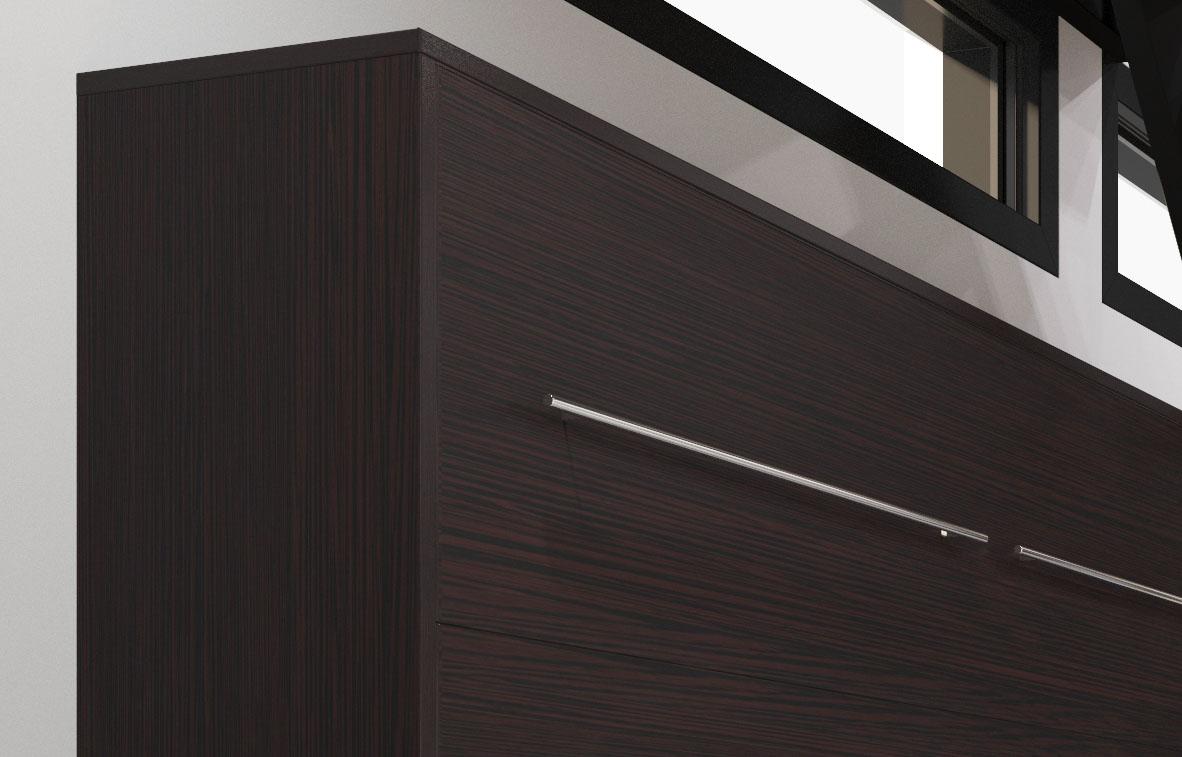 schrankbett 120 cm horizontal smartbett verschiedene farben wandklappbett ebay. Black Bedroom Furniture Sets. Home Design Ideas