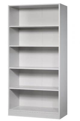 aktenregal advance grau 100cm b roregal ordnerregal. Black Bedroom Furniture Sets. Home Design Ideas
