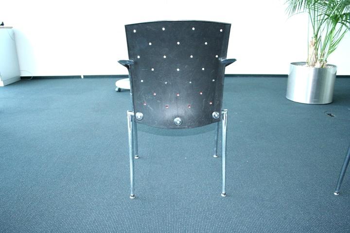 besprechungsstuhl b rostuhl tensa k nig neurath sitzm bel b rom bel b ro ebay. Black Bedroom Furniture Sets. Home Design Ideas