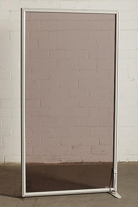 189 x 100cm trennwand freistehend mit plexiglas werndl. Black Bedroom Furniture Sets. Home Design Ideas