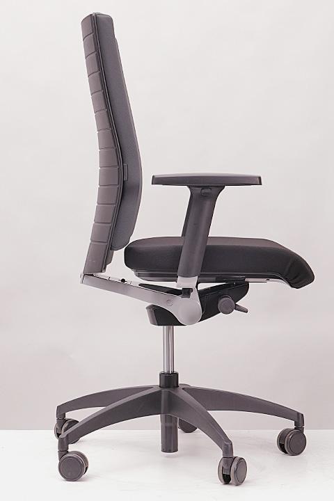werndl steelcase b rodrehstuhl werndl 1 b rostuhl drehstuhl b rom bel b ro ebay. Black Bedroom Furniture Sets. Home Design Ideas