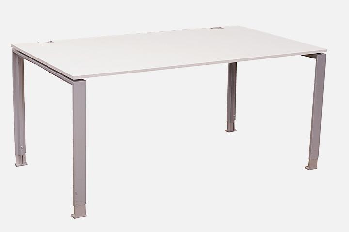 k nig neurath schreibtisch do it 4 in wei b rotisch arbeitstisch b rom bel ebay. Black Bedroom Furniture Sets. Home Design Ideas