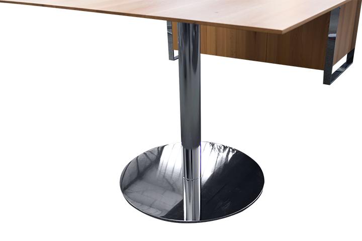 Chef schreibtisch lowboard ixo von zoom by mobimex for Schreibtisch chef