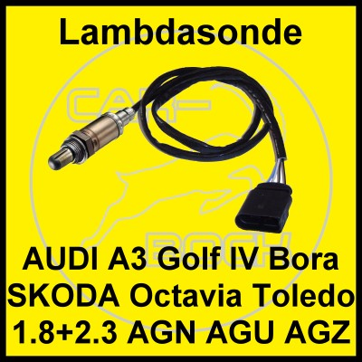 lambdasonde vw golf 4 bora 1 8 1 8t 2 3 agn agu agz ebay. Black Bedroom Furniture Sets. Home Design Ideas