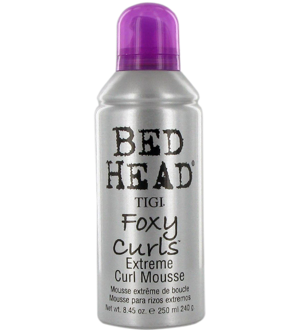 TIGI Bed Head Foxy Curls Extreme Curl Mousse 250 ml (51,80 Euro pro 1000 ml)