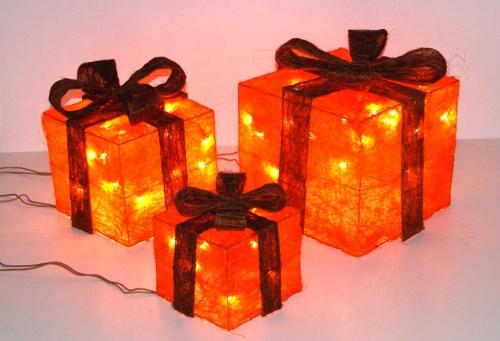 im freien beleuchtete weihnachtsdekorationen m belideen. Black Bedroom Furniture Sets. Home Design Ideas