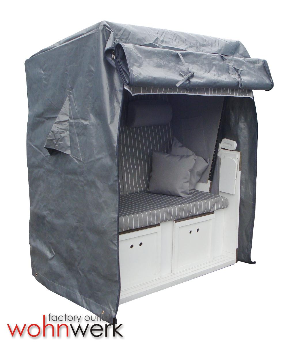 abdeckhauben h lle f r strandkorb schutzh lle abdeckplane bis 130cm breite. Black Bedroom Furniture Sets. Home Design Ideas