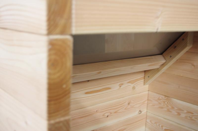 einseitig unterfahrbares hochbeet 65cm unterfahrbare h he. Black Bedroom Furniture Sets. Home Design Ideas