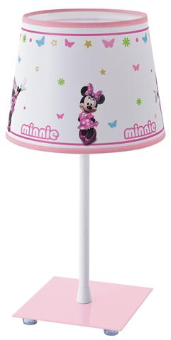 minnie mouse tischlampe 30721 kinderlampe kinderzimmer. Black Bedroom Furniture Sets. Home Design Ideas
