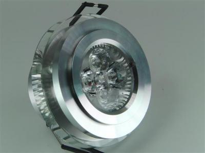 4 watt led dimmbar gu10 h23973 kristall set einbaustrahler. Black Bedroom Furniture Sets. Home Design Ideas