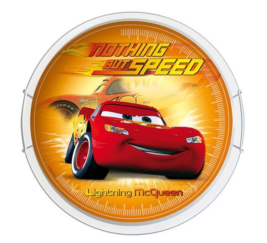 Cars deckenlampe 20786 auto kinderlampe kinderzimmer lampe for Cars deckenlampe