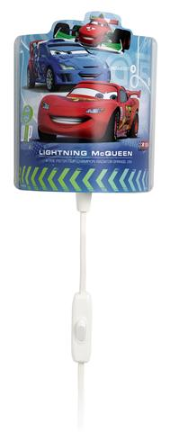 Cars wandlampe 60589 auto kinderlampe kinderzimmer lampe - Cars deckenlampe ...