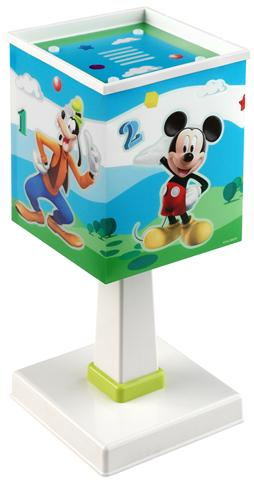 Mickey mouse tischlampe 75851 mickey mouse kinderlampe kinderzimmer lampe leucht ebay - Tischlampe kinderzimmer ...