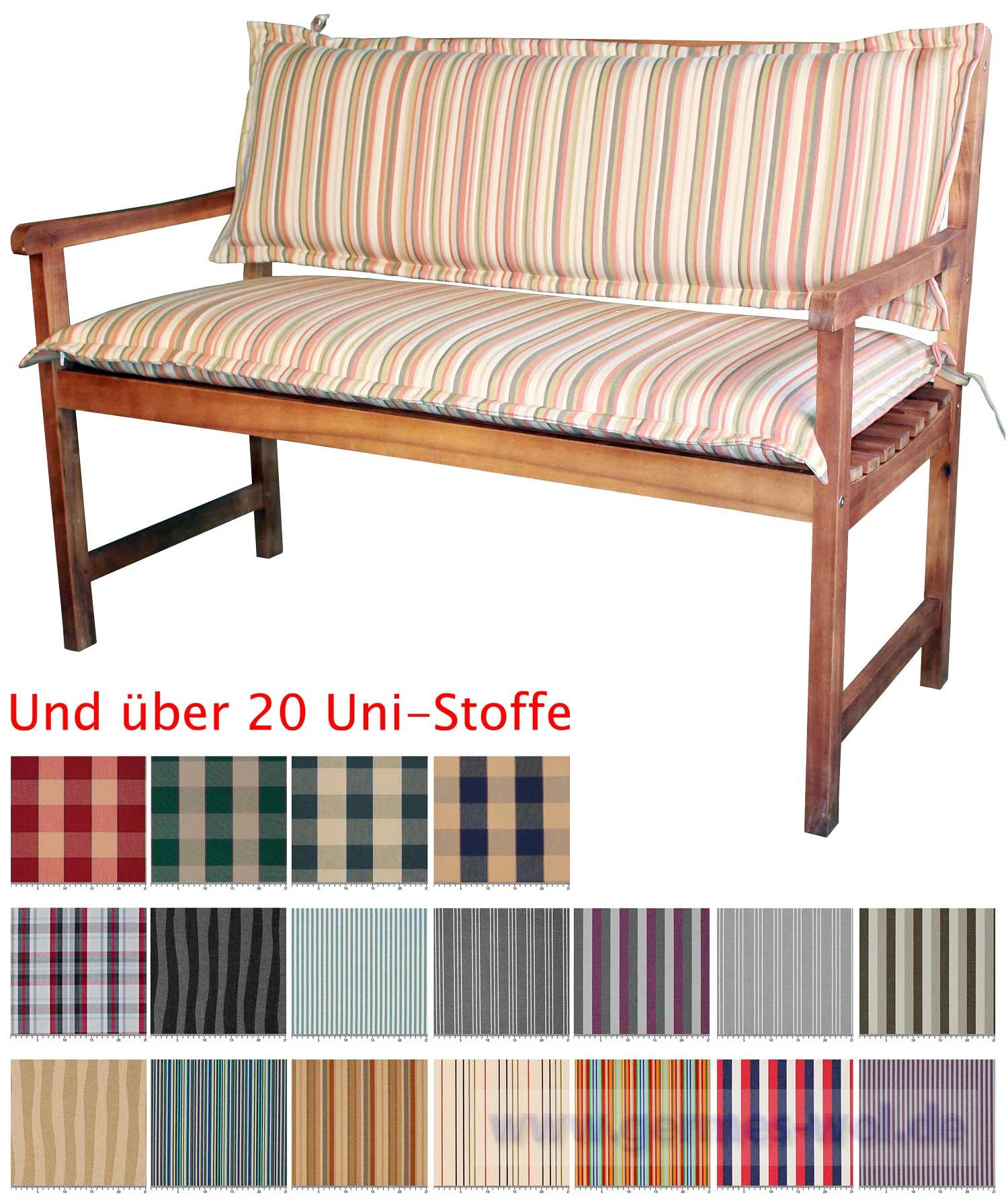 sitzbank auflage f r bank nach ma erst angebot anfragen ebay. Black Bedroom Furniture Sets. Home Design Ideas