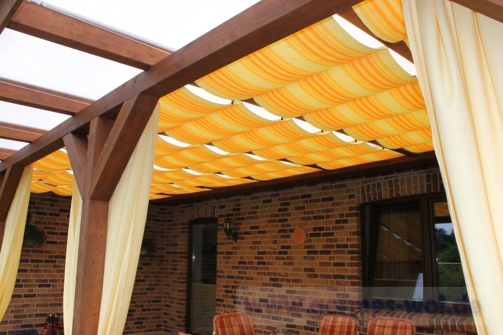 beschattung nach ma f r wintergarten terrassen berdachungen breite bis 160cm ebay. Black Bedroom Furniture Sets. Home Design Ideas