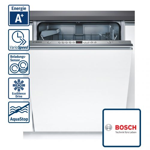 bosch smv40d80eu geschirrsp ler a vollintegriert 60 cm sp ler sp lmaschine. Black Bedroom Furniture Sets. Home Design Ideas