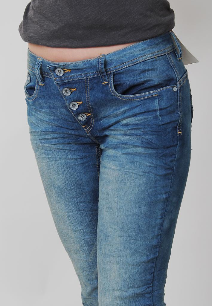 buena vista damen jeans malibu denim. Black Bedroom Furniture Sets. Home Design Ideas
