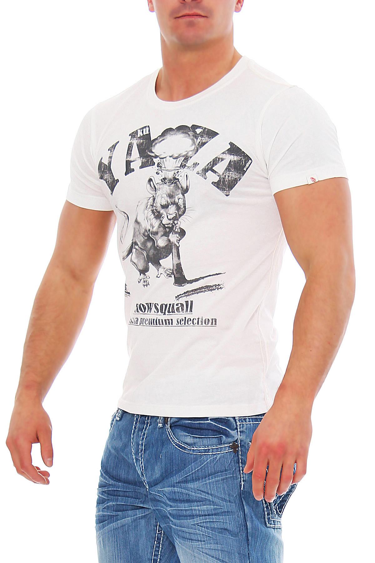 yakuza premium herren t shirt snowsquall yps 1513 ebay. Black Bedroom Furniture Sets. Home Design Ideas