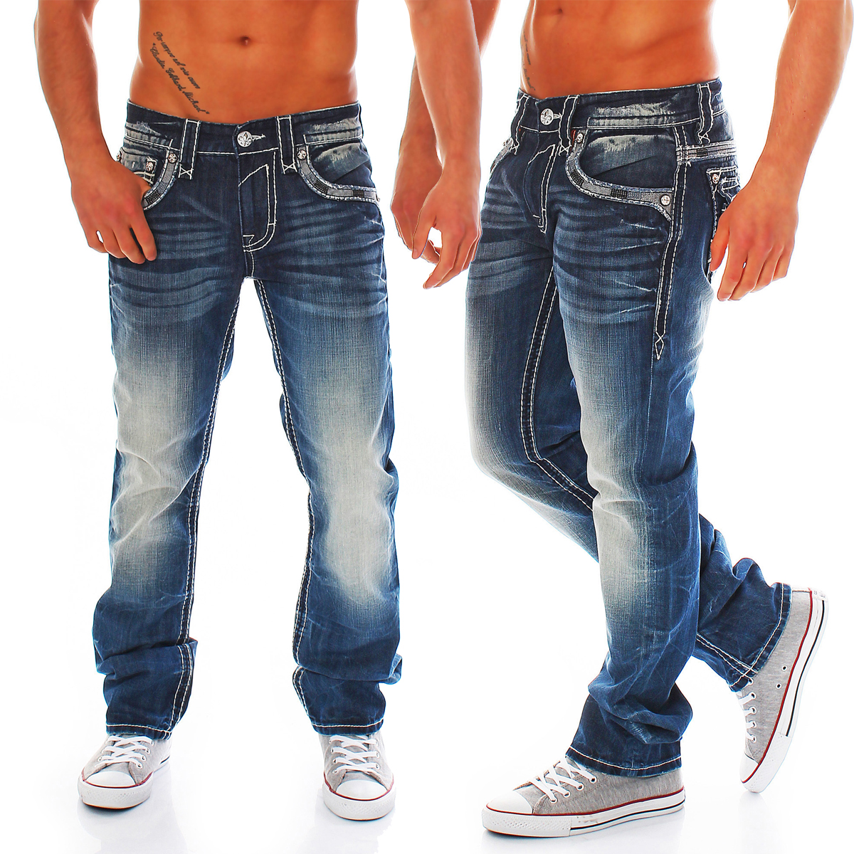 rock view men Shop the latest in rock revival jeans for women rock revival jeans are known for their quality, fit, and unique washes find your new pair at buckle.
