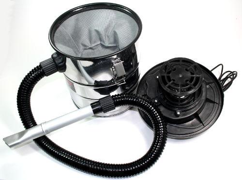 aschesauger rowi 800 20 1 edelstahl mit motor filter ebay. Black Bedroom Furniture Sets. Home Design Ideas