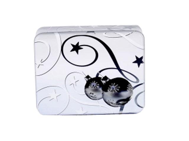 keksdosen geb ckdose blechdose weihnachten rechteckig. Black Bedroom Furniture Sets. Home Design Ideas