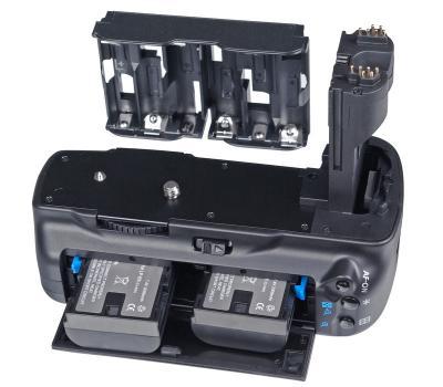 Batteriegriff-5D-Mark-II-wie-Canon-BG-E6-2-LP-E6-Akku