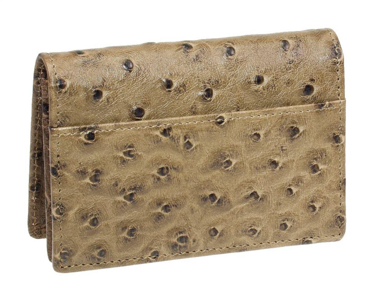 braun b ffel kenia damen kreditkartenetui 50245 647 023 fossil leder ebay. Black Bedroom Furniture Sets. Home Design Ideas