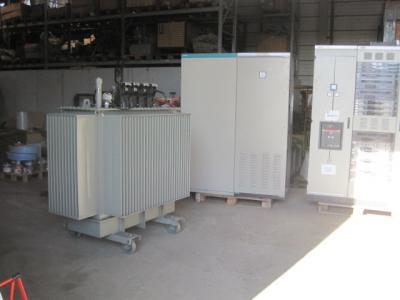 AREVA-Drehstrom-Transformator-DCU-4031L-1000-kVA-400-V-10000V