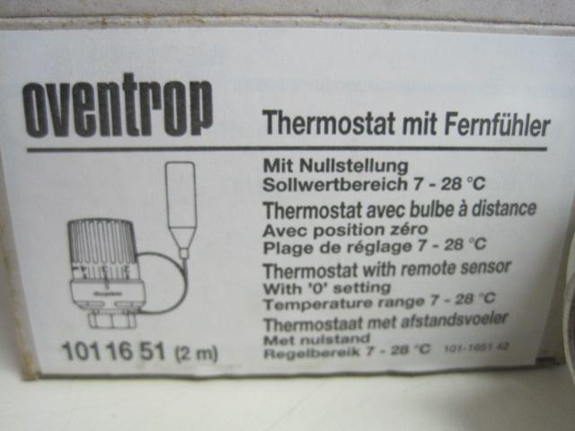 oventrop thermostat heizungsthermostat thermostatkopf m. Black Bedroom Furniture Sets. Home Design Ideas